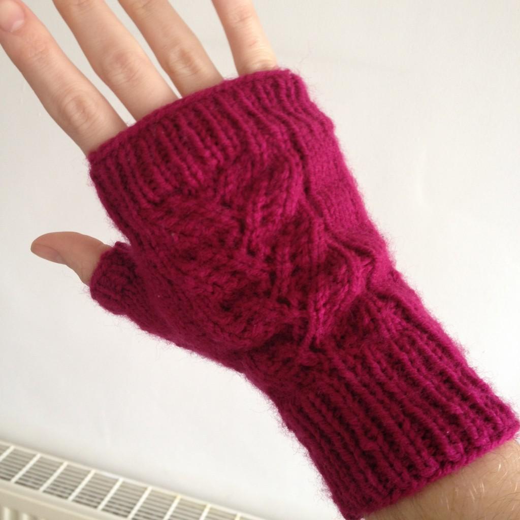Andi Satterlund fingerless mittens