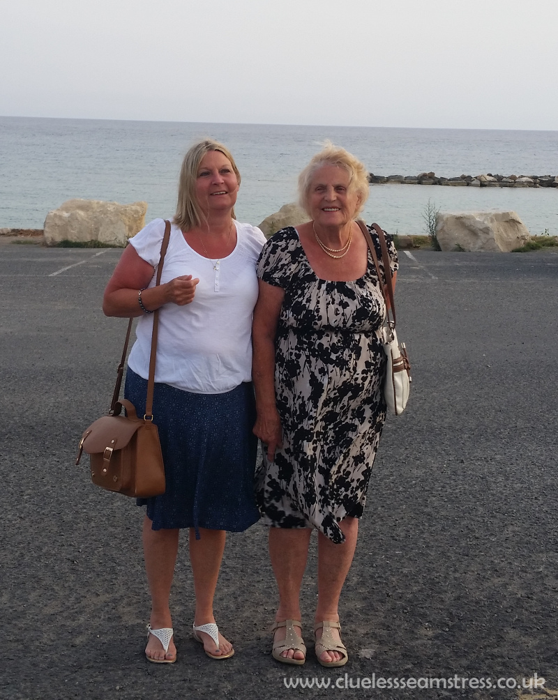 mum and nan
