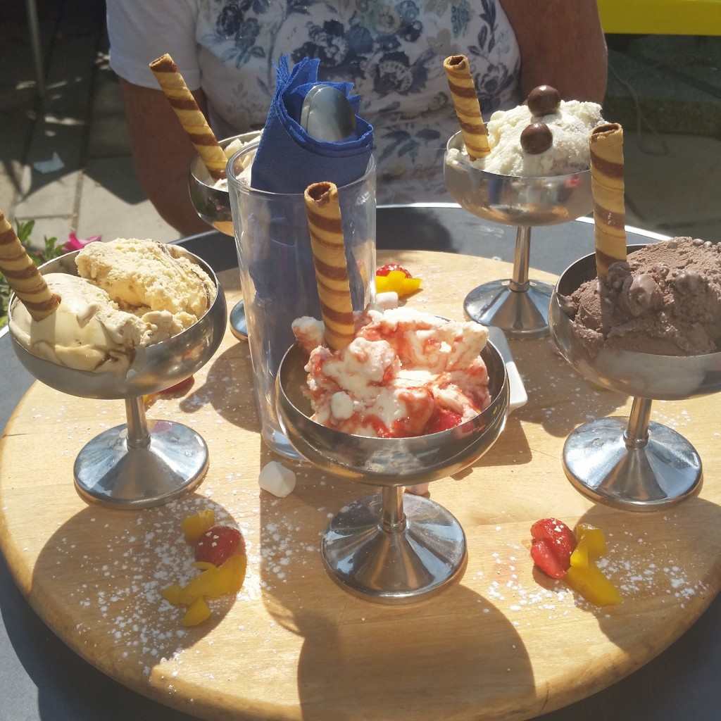 Ice Cream Tapas
