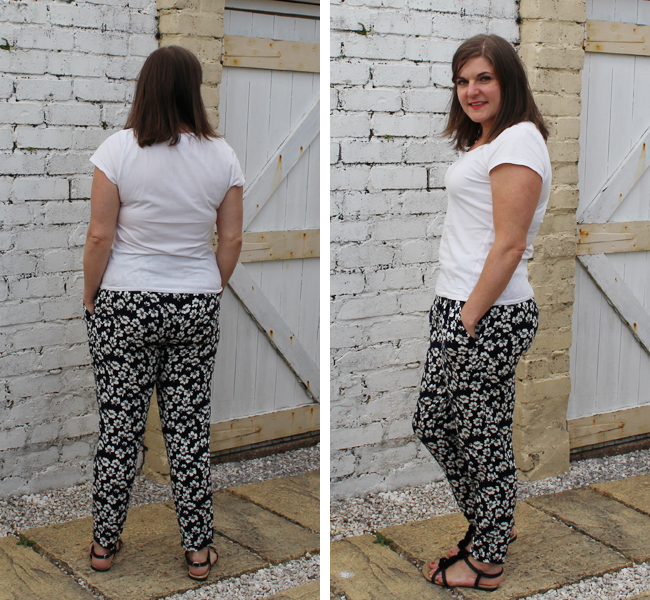 carrie trousers back and side
